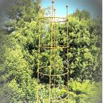 Round Obelisk