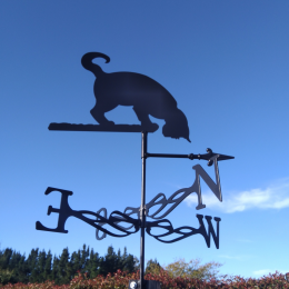 Cat Weather Vane