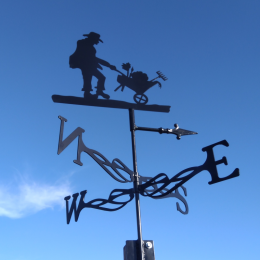 Gardener Weather Vane